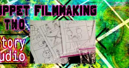 2D Puppet Filmmaking Part II: The Story & Studio