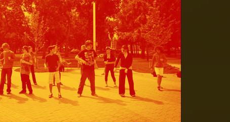 SaskFilmCamp 2012 gets rollin' and <em>hustling!</em>
