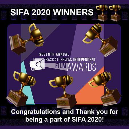 7th Annual SIFA Winners & Update!