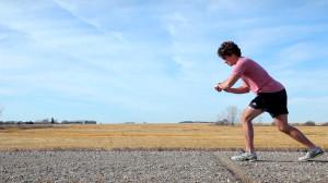 Running By - Bryce Gamache