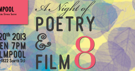 A Night of Poetry & Film 8