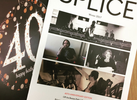 SPLICE Winter 2017 Edition out now!