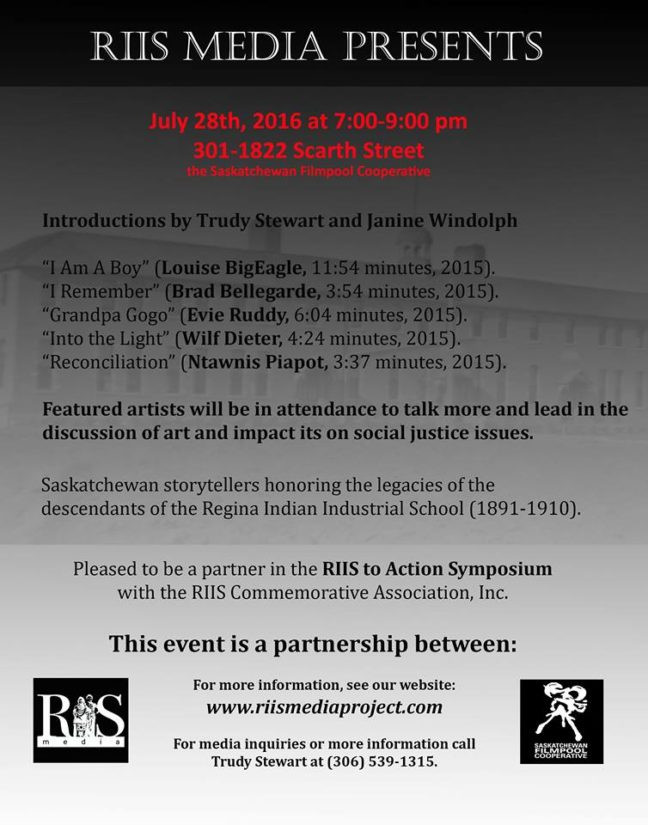 riis media presents screening jul 28