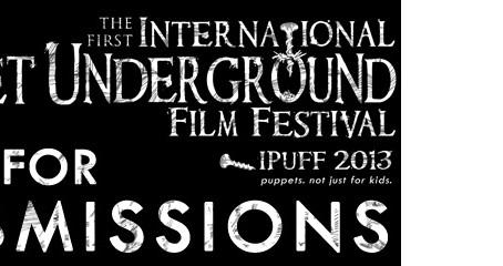 International Puppet Underground Film Festival