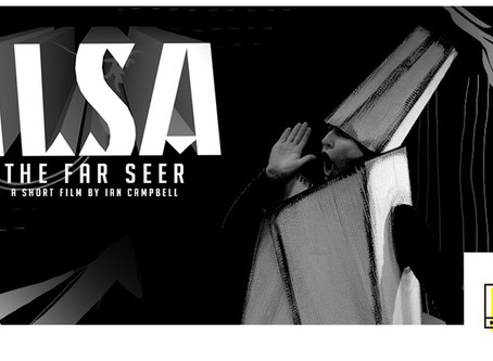 Ian Campbell – Ilsa the Far Seer