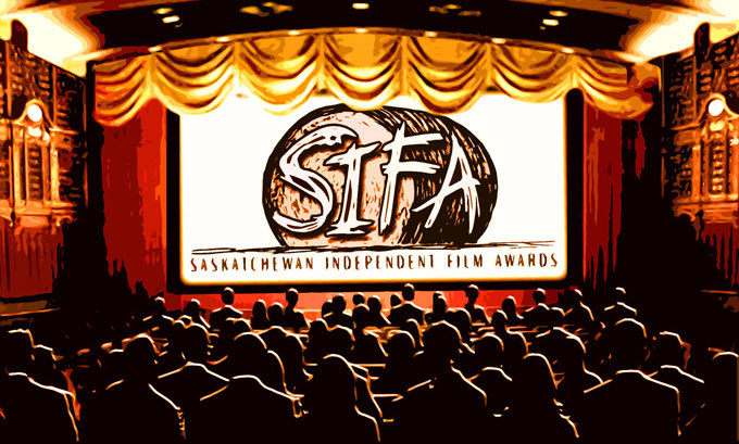 SIFA logo in theatre with audience 01 sm