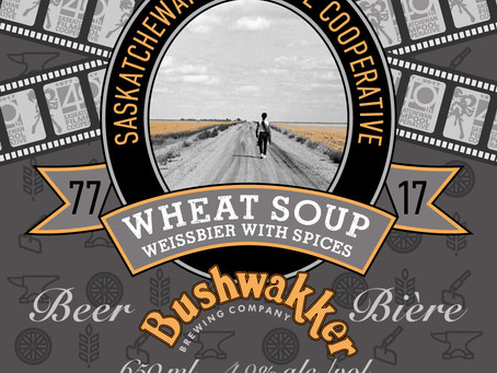 40th Anniversary Celebration, Tapping of Wheat Soup Beer