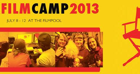 SaskFilm Camp 2013