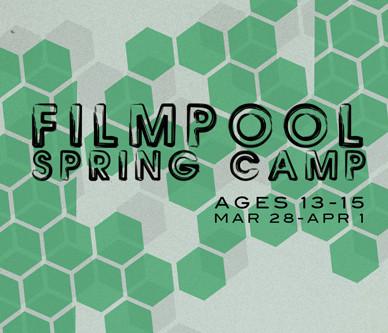 Filmpool Spring Camp