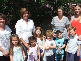 Pine Pixies Pre-School delighted with Ofsted result
