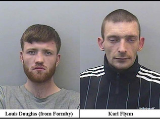 Formby man jailed for two years for possession of drugs worth over £13,000