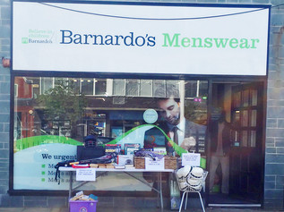 Barnardo's Formby are holding a day of live entertainment TODAY