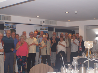 Formby Rotary Club Goes Cruising and Barbequing