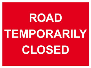 North End Lane Hightown Bends closed today