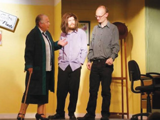 Formby Dramatic Society started 70th anniversary year with two comedy plays