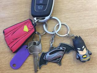 Still lost car and house keys
