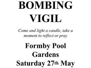 Manchester Bombing Vigil