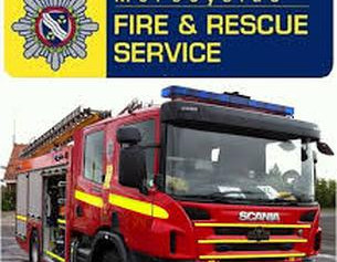Firefighters urge everyone to make a new year's pledge to test their smoke alarms monthly