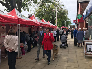 Dont forget to visit our Formby market today which is open until 5pm