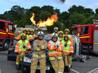 Fire Stations invite everyone along to summer holiday open days