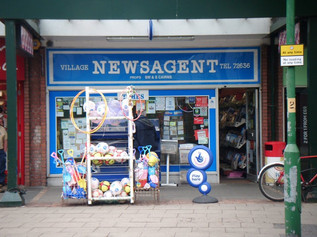 Part time shop assistant required at Village News on Halsall Lane