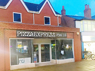 A Pizza Express restaurant it set to open in Formby.