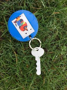 Keys Found on Deansgate Field