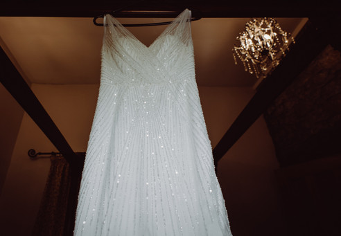 The importance of wedding dresses - Cheshire; Staffordshire and Derbyshire