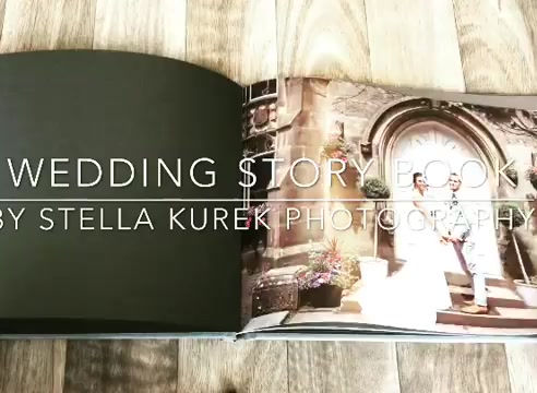 Wedding Story Books
