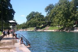 Barton Springs is Home