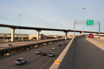 Traffic and operational analysis on major highways throughout Austin