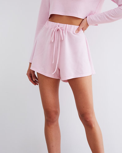 DATE NIGHT SHORTS PINK (PRE ORDER)
