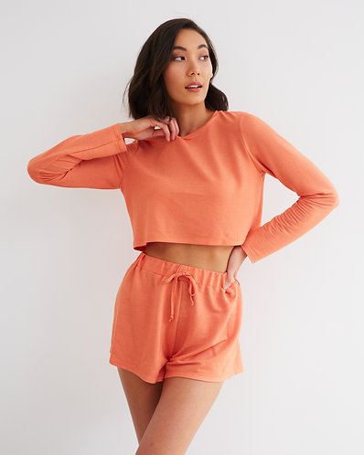DAY DRINK TOP CORAL
