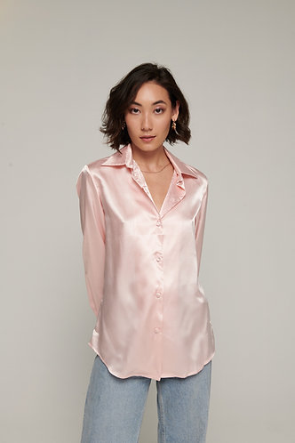 Bloom shirt pink