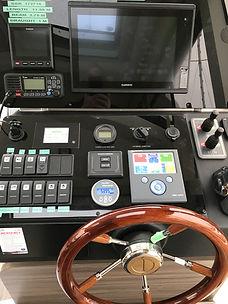Grenline Hybrid Boat