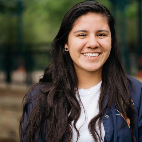 Student Spotlight: Lesley