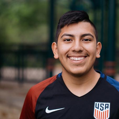 Student Spotlight: Manny