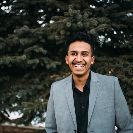 Student Spotlight: Victor