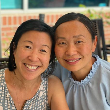 Volunteer Spotlight: Sarah Ahn and Linna Shih