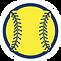 wfl softball logo ball.png