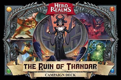The Ruin of Thandar Hero Realms