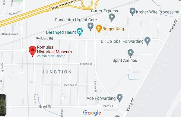 Romulus Historical Park - map.JPG