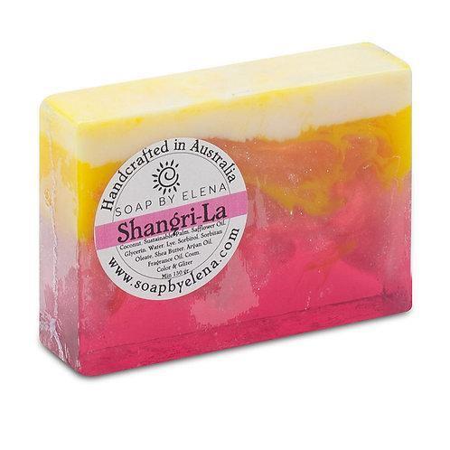 澳洲【SOAP BY ELENA】香格里拉 手工養膚皂 130g