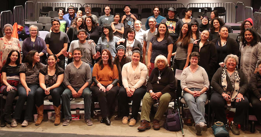 Indigenous Artists Gathering 2015