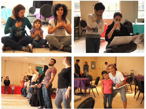 CAATA Reflections: Pre-conference of West & Central Asian American Artists 2016