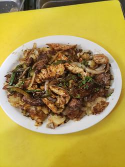 Steak & Chicken Teriyaki