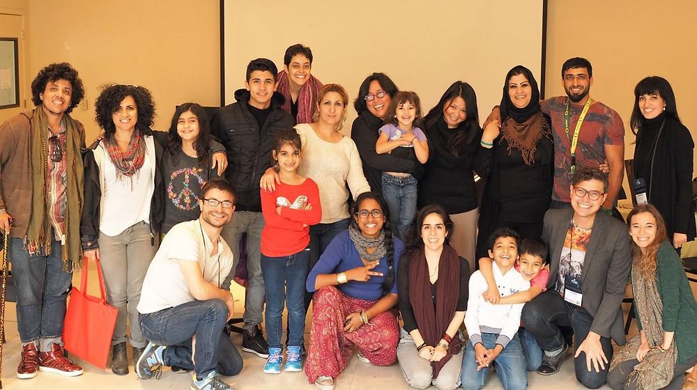 caata-pre-conf-workshop-group