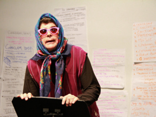 Observations on the Directing & Ensemble Creation Institute  Pilot Convening by Ed Bourgeois