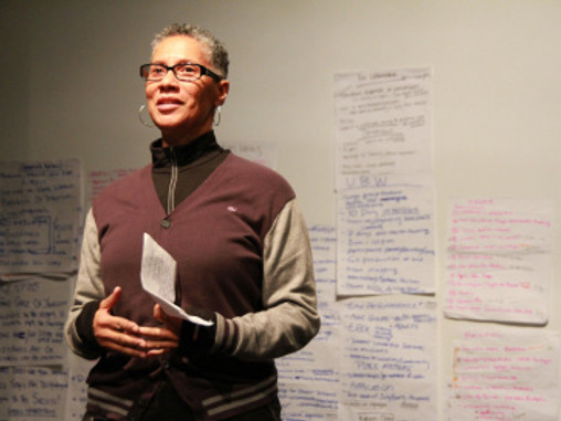 Reflections on the 2012 Pilot Institute for Directing & Ensemble Creation by Sharon Bridgforth