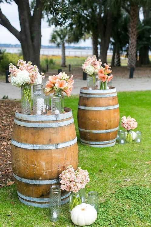 Wine Barrel 330L